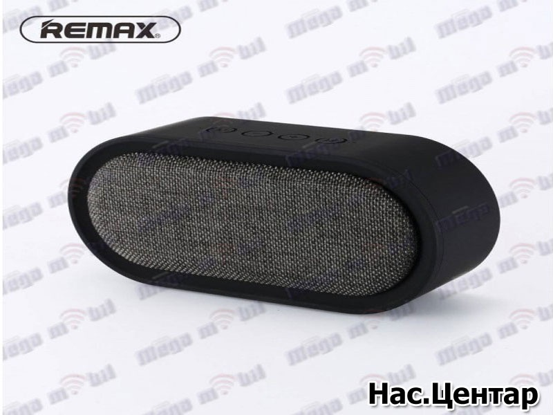 Звучник Bluetooth REMAX RB-M11 во црна боја