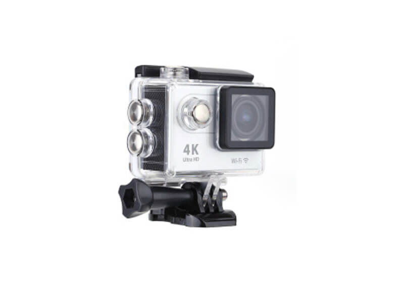 Sports Action Camera HD 4K (30fps Wi-Fi) Black