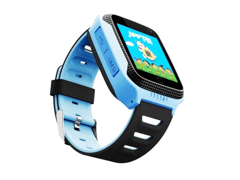 Детски Smart Watch G900A Blue