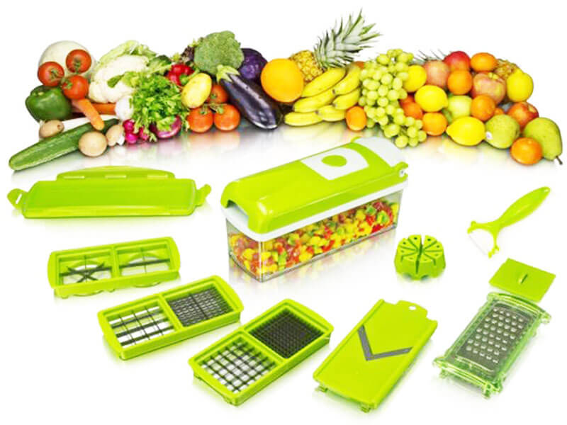 Мултинаменска машинка за сецкање - Nicer Dicer Plus