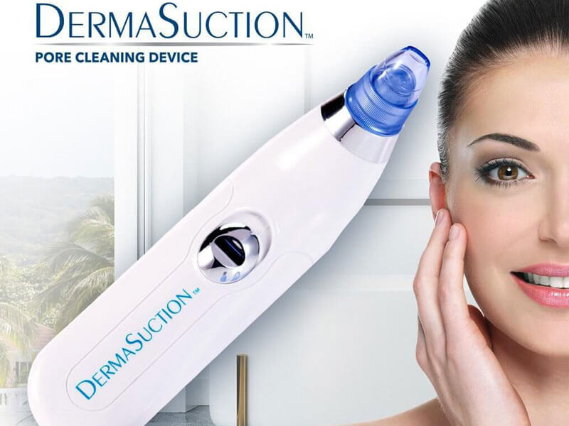 Derma Suction - апарат за чистење лице