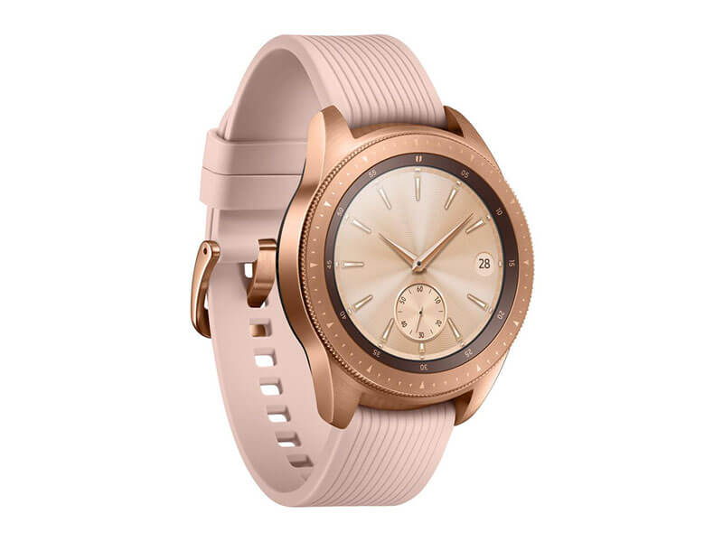 Смарт часовник - SAMSUNG Galaxy 42mm BT (Rose Gold) SM-R810NZDASEE