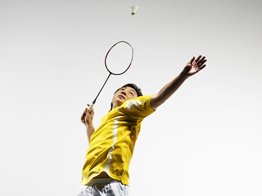 Essay-benefit of playing badminton
